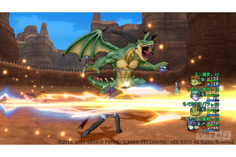 Legal Action Taken Against Dragon Quest X Cheaters - Rice ...