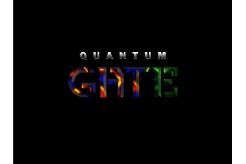 Quantum Gate Download (1993 Action adventure Game)
