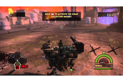 Iron Brigade (the first 20 minutes) - Xbox 360 gameplay ...