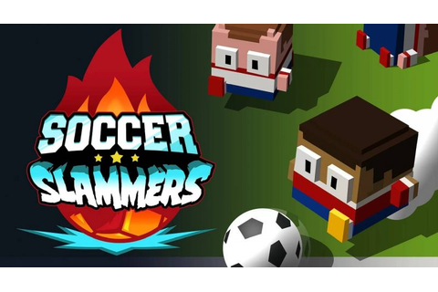 Soccer Slammers Out Now For Nintendo Switch | Handheld Players