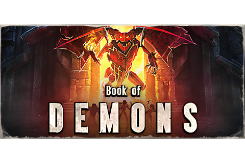 Save 40% on Book of Demons on Steam