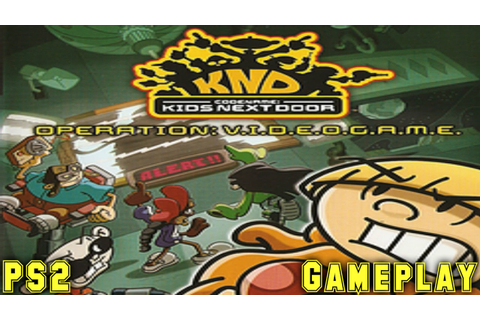 Codename: Kids Next Door Operation: V.I.D.E.O.G.A.M.E ...