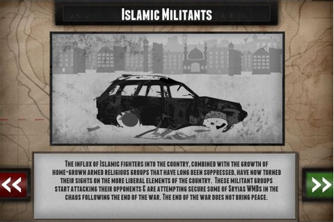 Endgame: Syria -- a game that explores the nation's civil ...