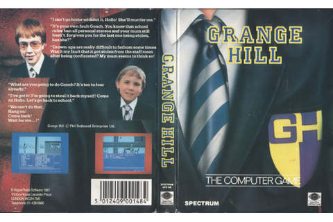 Grange Hill - World of Spectrum