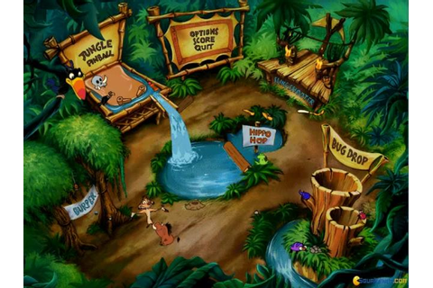 Timon & Pumbaa's Jungle Games download PC