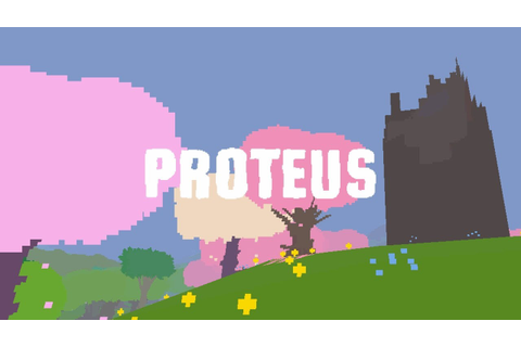 Proteus | WOULD YOU CALL THIS A GAME? - YouTube