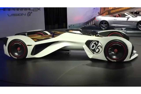 Chevrolet Chapparal 2X Vision Gran Turismo Concept Car ...