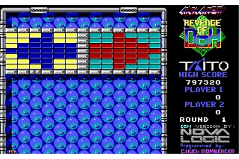 Arkanoid: Revenge of DOH (DOS) Game Download