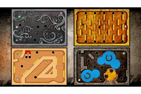 Labyrinth Game - iOS, Android - EivaaGames