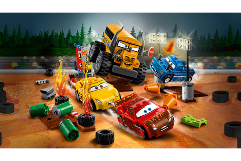 Amazon.com: LEGO Juniors Thunder Hollow Crazy 8 Race 10744 ...