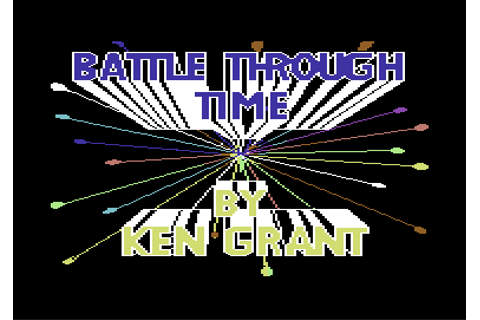 Download Battle Through Time (Commodore 64) - My Abandonware