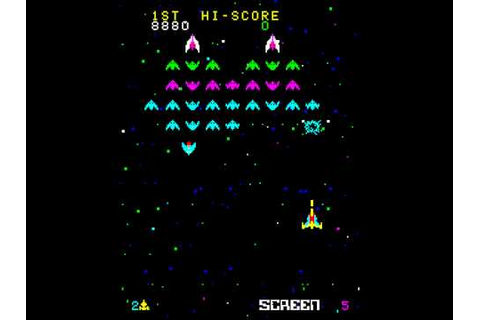 Arcade Game: Cosmic Alien (1979 Universal) - YouTube
