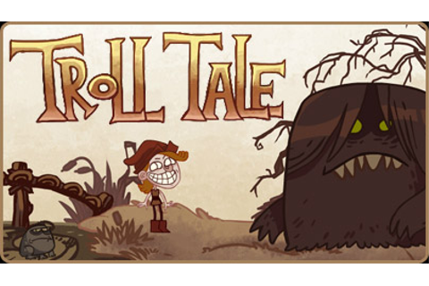 Troll Tale | Free Flash Game | Flipline Studios