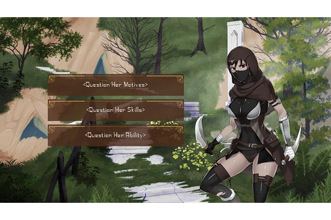 "The lewd visual novel/RPG ""Karmasutra"" is out now on Steam ..."