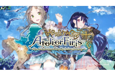 Atelier Firis The Alchemist And The Mysterious Journey V1 ...