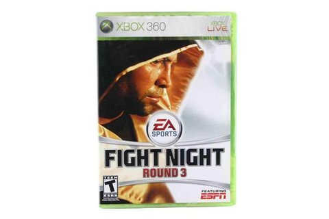 Fight Night Round 3 Xbox 360 Game - Newegg.com
