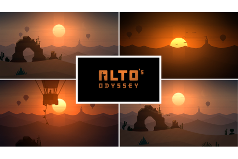 Alto's Odyssey is coming this summer, here's your teaser ...
