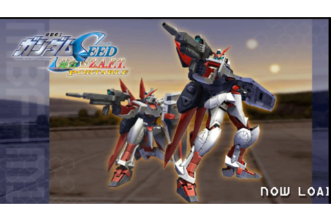 Mobile Suit Gundam SEED: Rengou vs. Z.A.F.T. - Mission ...