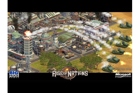 How to download computer games Rise of Nations Thrones ...