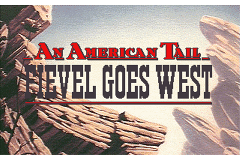 An American Tail: The Computer Adventures of Fievel and ...