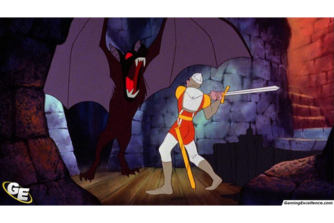 Dragon's Lair HD - GamingExcellence
