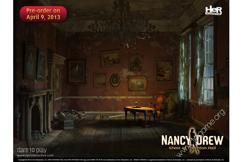 Nancy Drew: Ghost of Thornton Hall - Download Free Full ...