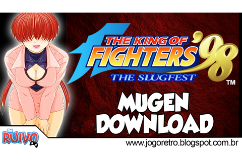 The King of Fighters 98 HD: The Slugfest - MUGEN 2016 ...