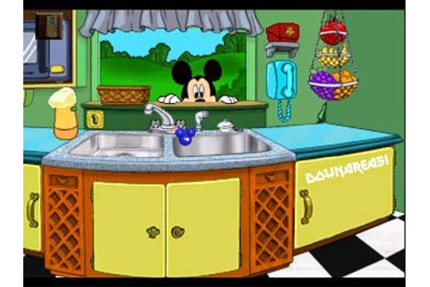 My Disney Kitchen PS1 ISO | Free Download Game & Apk