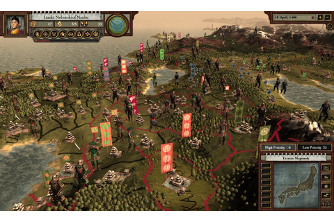 Sengoku – PC Review – Brash Games