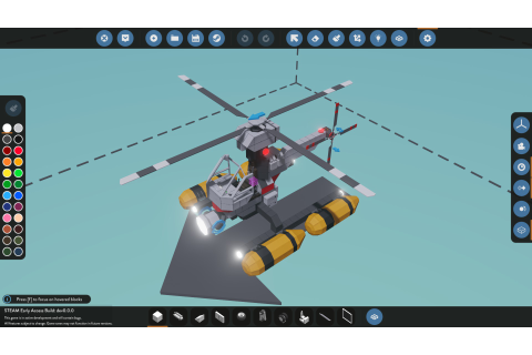 Stormworks Build and Rescue v0.9.5 torrent download
