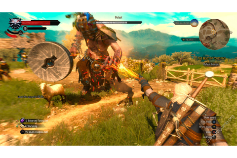 The Witcher 3: Wild Hunt - Blood and Wine - Download Free ...
