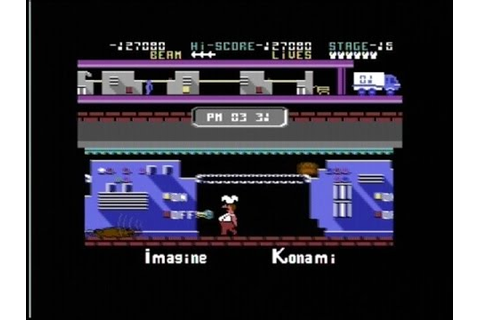 COMIC BAKERY (C64) - YouTube