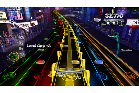Rock Band™ Blitz Game | PS3 - PlayStation