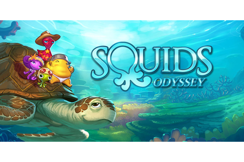 Squids Odyssey | Wii U download software | Games | Nintendo