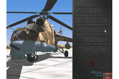 Download HIND: The Russian Combat Helicopter Simulation ...