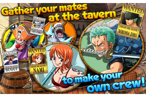 ONE PIECE TREASURE CRUISE V2.2.0 MOD [Massive Attack ...