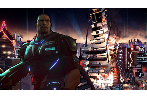 Crackdown 3 Gameplay Trailer 2015 - YouTube