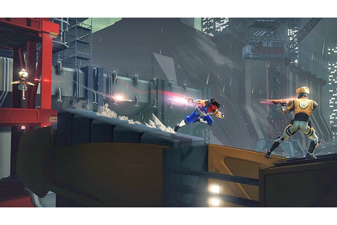 Free Download Strider Full PC Game ~ Download Free Games ...