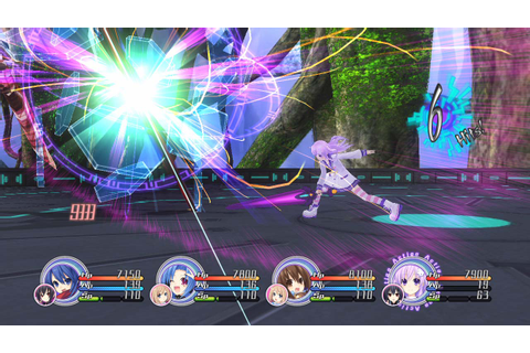 Keep It or Trade It?: Hyperdimension Neptunia mk2 (PS3 ...