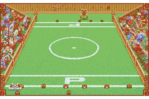 Grand Monster Slam (1989) by Golden Goblins Atari ST game