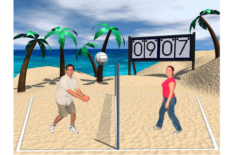 Virtual Volleyball, VR Rentals: Boston, New York, Hartford ...