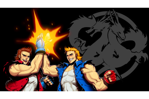 Double Dragon: Neon - High Five! | Steam Trading Cards ...