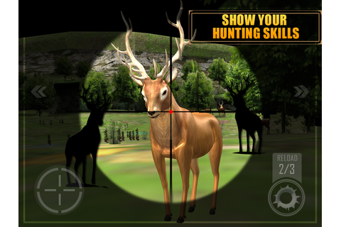 Deer Hunting - Sniper Shooting - Android Apps on Google Play