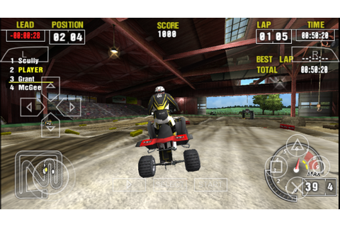 ATV Offroad Fury Pro PSP ISO Free Download & PPSSPP ...