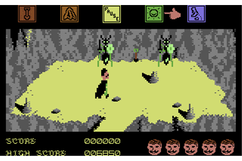 Download Dragon Skulle (Commodore 64) - My Abandonware