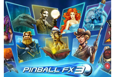 Pinball FX3 Community-Focused Pinball Game Launches On The ...