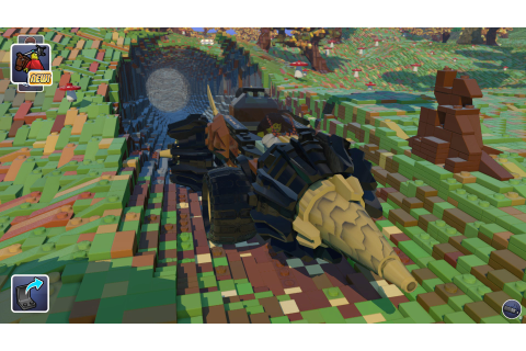 'LEGO Worlds' Is LEGO's Answer To 'Minecraft' | Tech Times