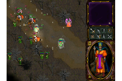 Rage of Mages II: Necromancer (Windows) - My Abandonware