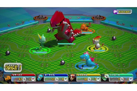 Pokémon Rumble U Gets Into a Dust-Up With the Wii U eShop ...