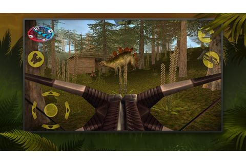 Carnivores: Dinosaur Hunter HD Unlocked | Android Apk Mods